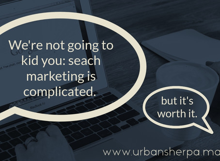 Search marketing: when to use it (plus a bit on how), and when not to