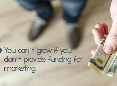 How the heck do I afford marketing???