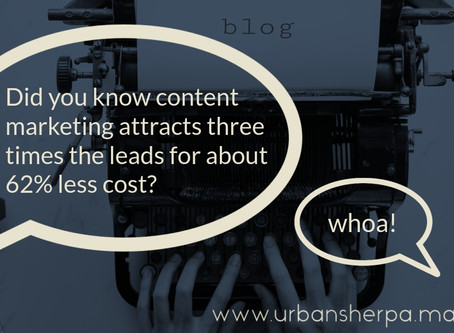 What the heck is content marketing and why should I care: the small business guide