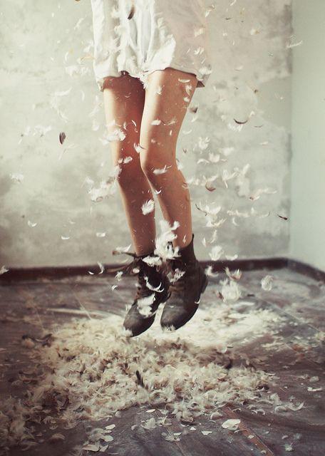 Vivir la experiencia con alegría... Te da alas