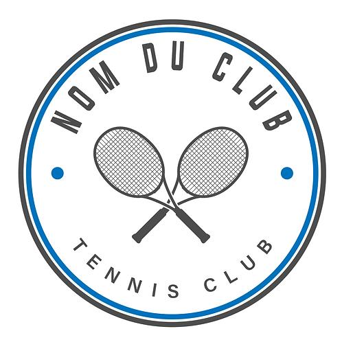LOGO TENNIS 10