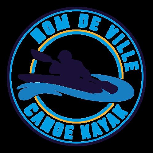LOGO CANOE KAYAK 4