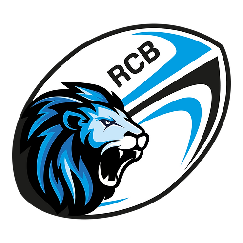 LOGO RUGBY LION