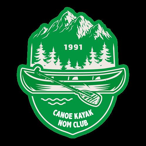 LOGO CANOE KAYAK 6