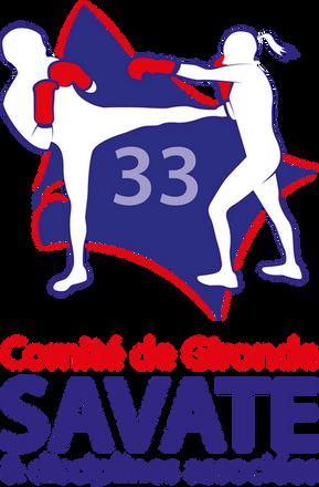 Logo Comité Gironde Savate et disciplines associées