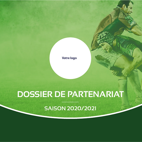 DOSSIER SPONSORING RUGBY 12 PAGES