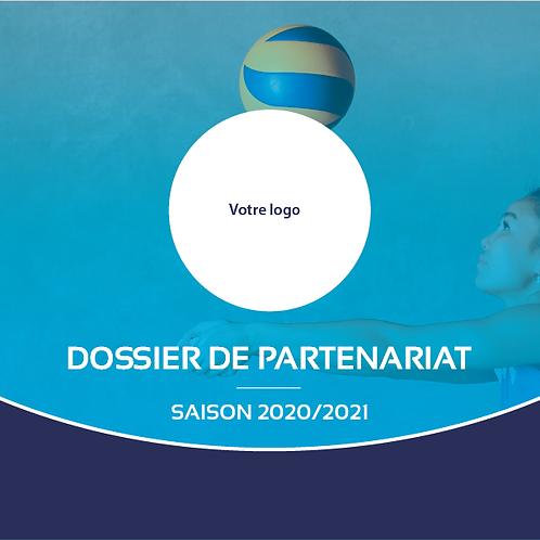 DOSSIER SPONSORING VOLLEY-BALL 8 PAGES