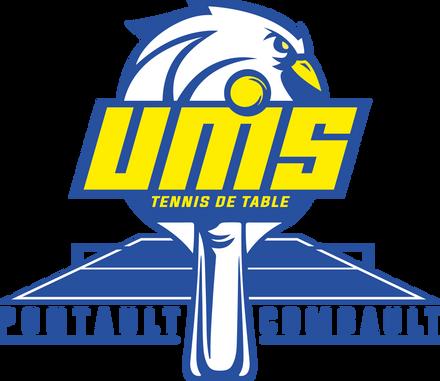 Logo - Tennis de table - Pontault Gombault