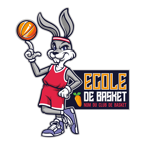 LOGO RABIT BASKET
