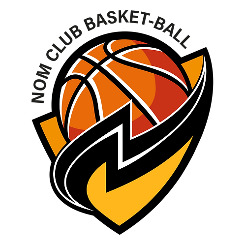 LOGO BASKET-BALL STORM