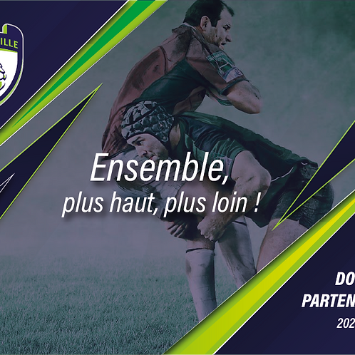 DOSSIER SPONSORING RUGBY 16 PAGES