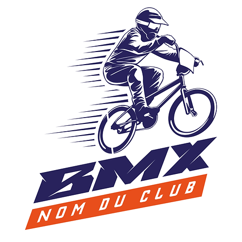 LOGO CYCLISME 9 - BMX RACE