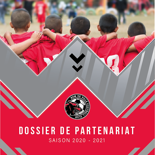 DOSSIER SPONSORING FOOTBALL 12 PAGES