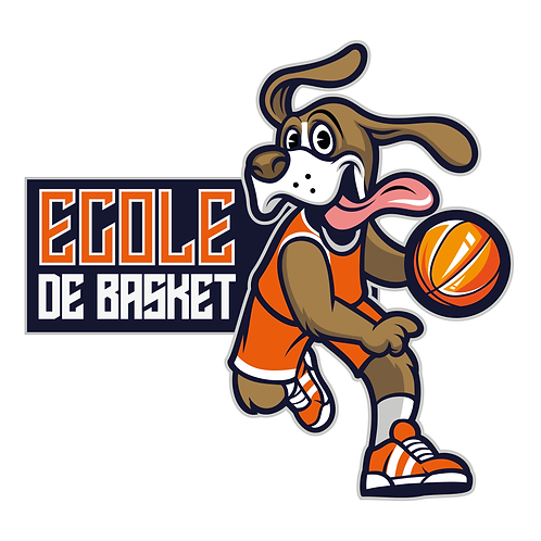 LOGO DOG BASKET