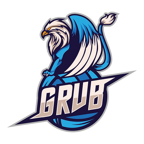 LOGO VOLLEY-BALL GRIFFON