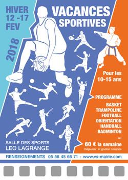 Modèle Vacances Sportives  n°2