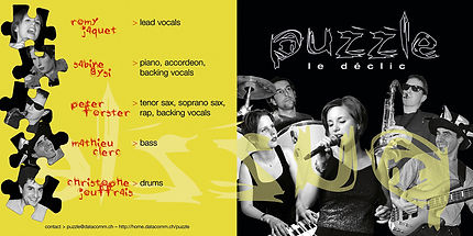 CD-Cover Büchlein Musik