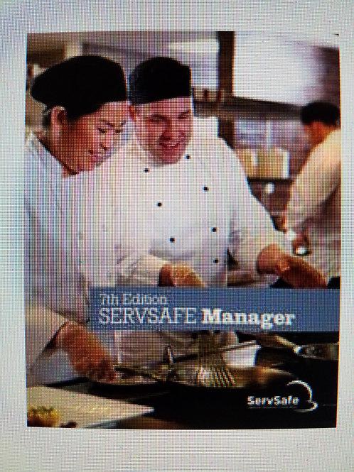 None scheduled: ServSafe© Cert & Exam (price includes training materials)