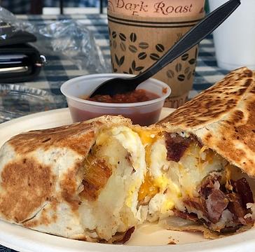 The O.G. Breakfast Burrito