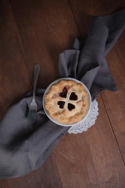 Mini Blueberry Pie