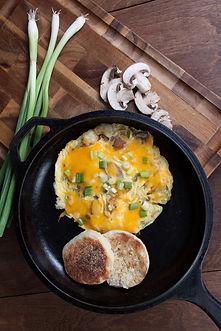 Veggie Three Egg Tangled