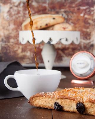 Scones & Coffee