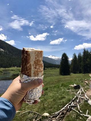 Yosemite's Best Breakfast Burrito