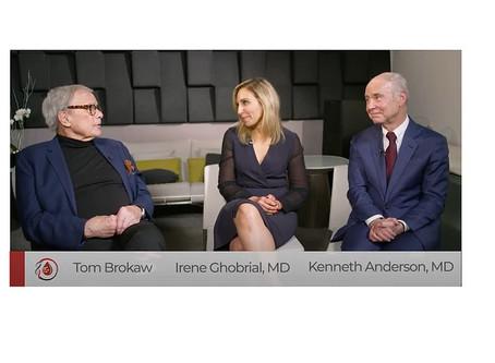 Tom Brokaw - Shining a Light on Early Diagnosis Options
