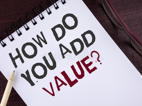 Back to basics: value proposition before growth