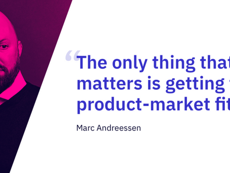 Can Product Market Fit (PMF) be measured objectively