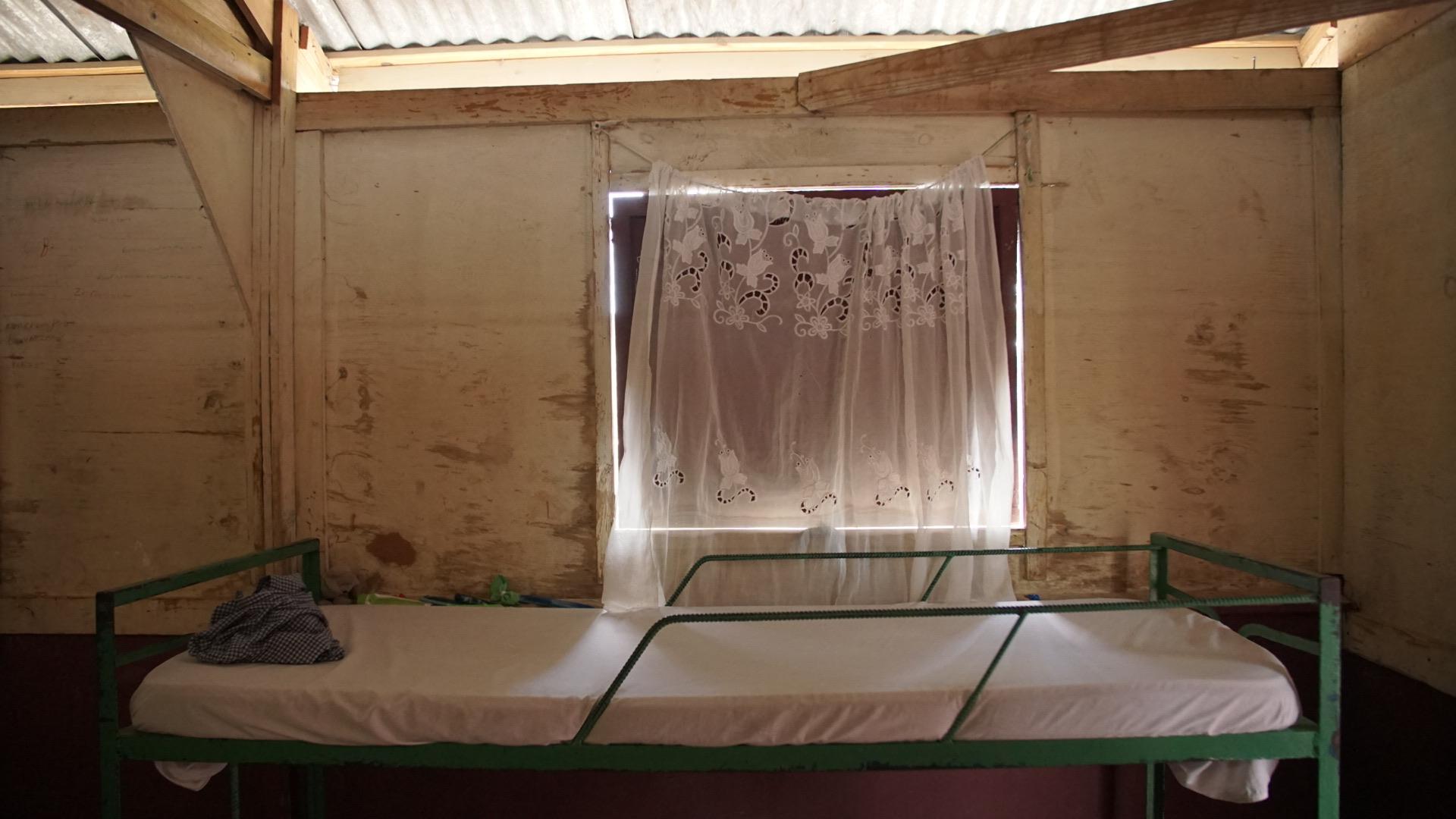 Haitian Orphanage Sleeping Area