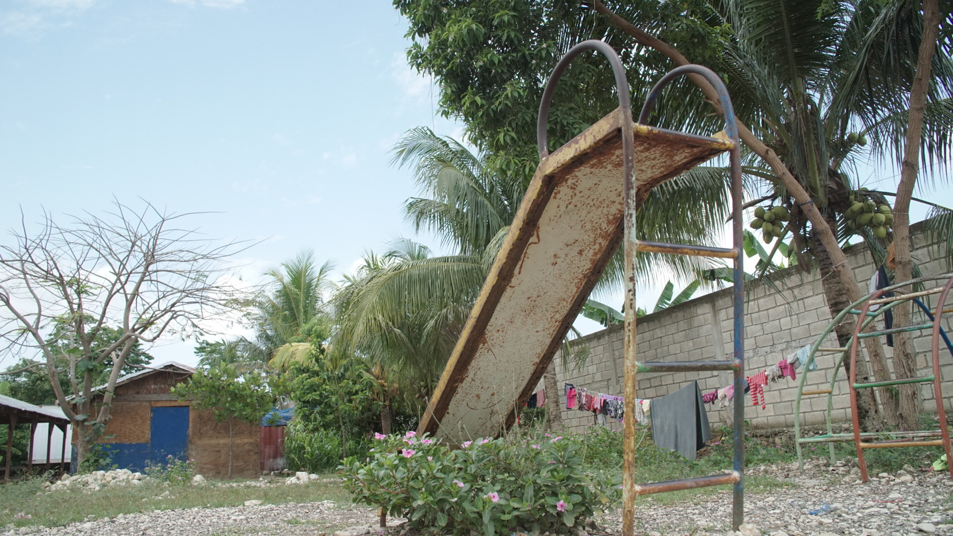 Haiti Orphanage Playground