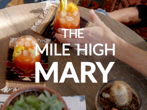 HOW WE HOMESY/COPE WITH COVID. (HINT: LOTS OF BLOODY MARYS)