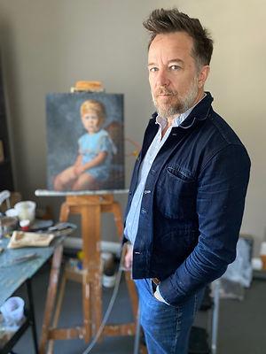 drury bynum portrait artist