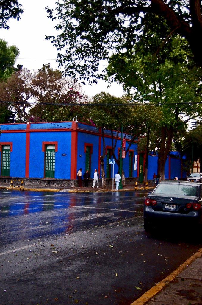 Frida's House, Mexico City