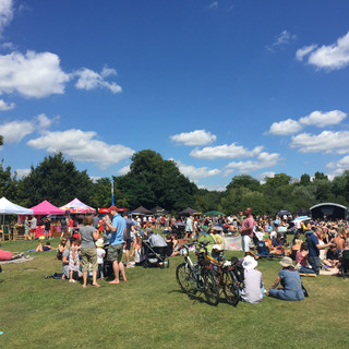 Noemi was Event and Site Manager for Tooting Folk & Blues Festival on behalf of Wandsworth Borough Council