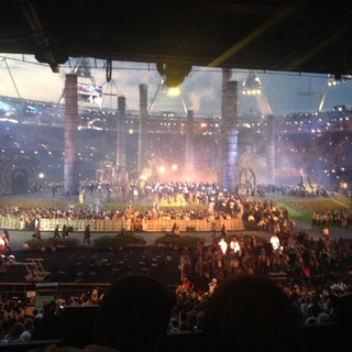 Chaz worked on the Operations Management Team for the Olympic Ceremonies, London 2012