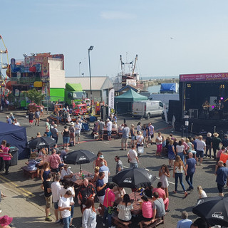 Alex was the Event Manager for Ramsgate Seaside Rocks on behalf of Continental Drifts.