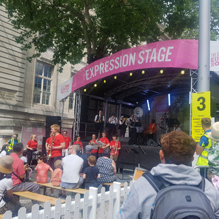 Alex was the Production Manager for The Great Exhibition Road Festival 2019 with Continental Drifts.
