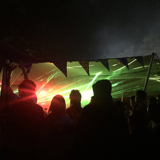 Chaz was the Artist Campsite Manager at Gottwood