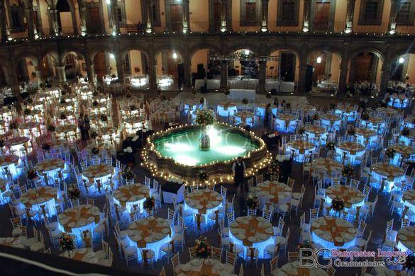 Lugares para boda en Mexico