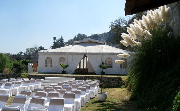 Jardin Aztlan, venue para eventos corporativos, One Place