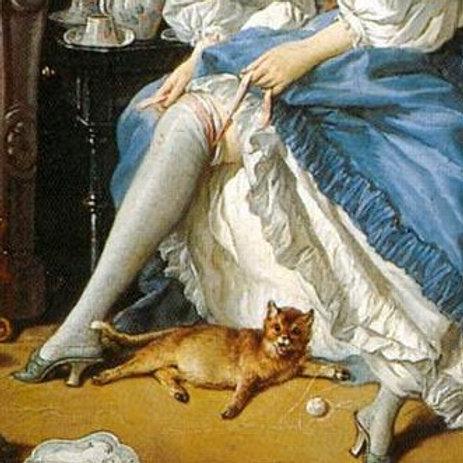 Visioconférence en Replay La peinture libertine au XVIIIe siècle