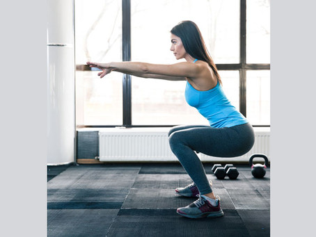 5 reasons why you should do Squats