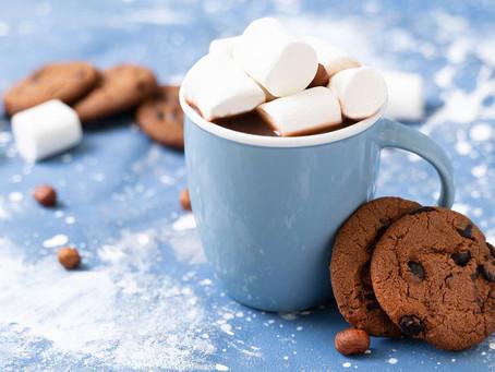Healthy Hot Cocoa Cookies