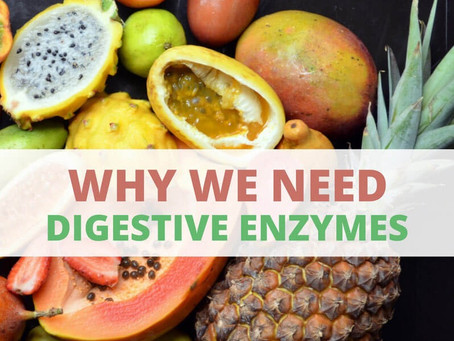 Part 1 - Digestive Enzymes - For IBS Treatment
