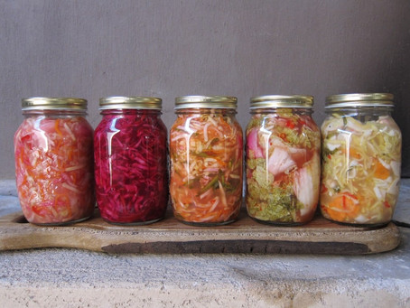 Probiotics, Fermented Food, and Prebiotics