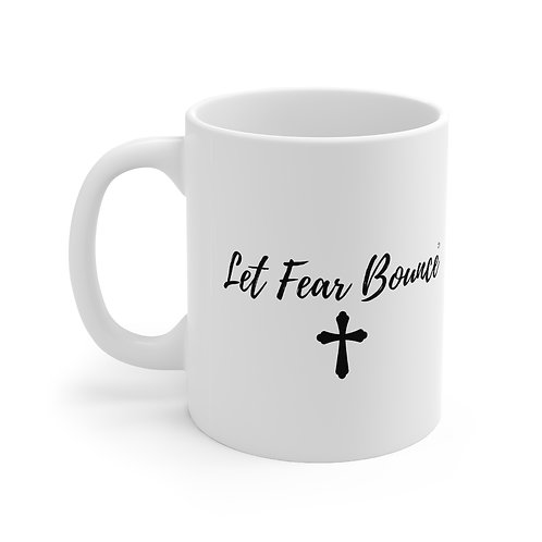 Let Fear Bounce-Price includes shipping