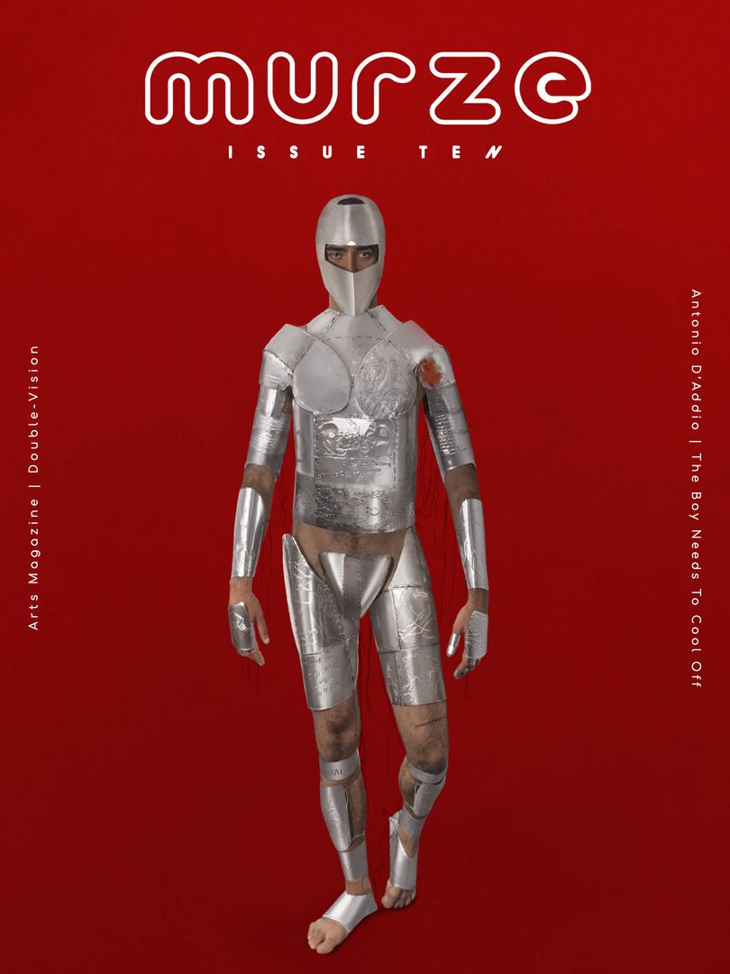 Issue Ten | Antonio D'Addio