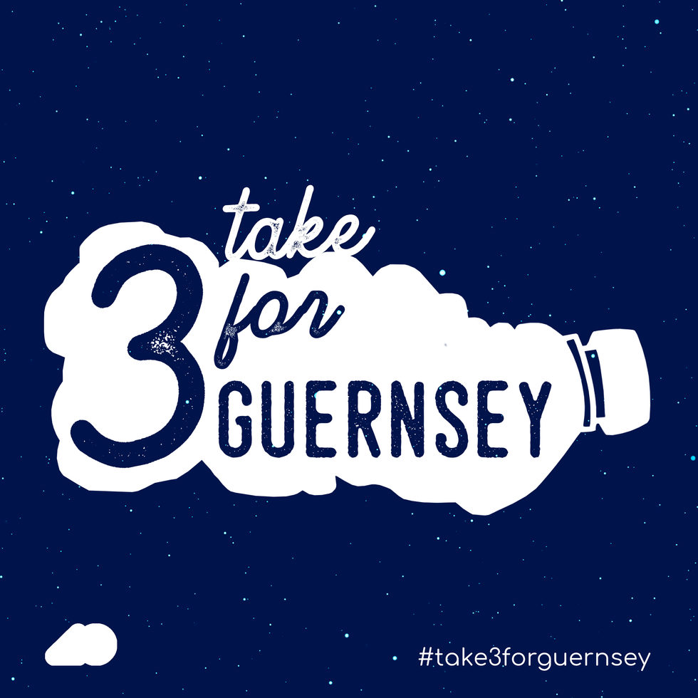 Take 3 for Guernsey